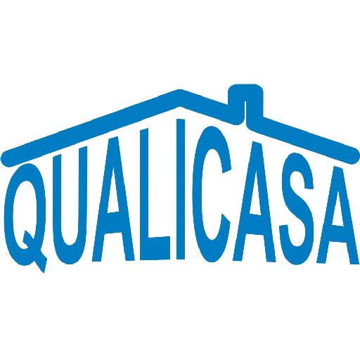 Logo Qualicasa Blu quadrato